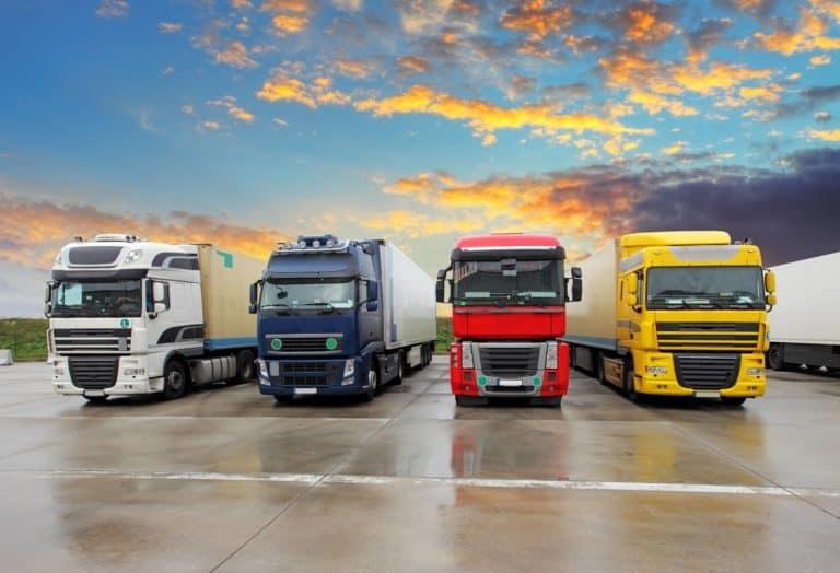 commercial heavy duty vehicles