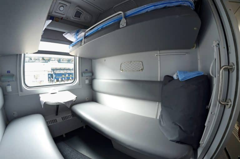 sleeper berth for drivers