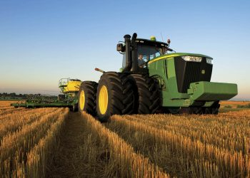 GPS for farming Equipment